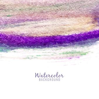 Abstracte kleurrijke waterverf vlek achtergrond