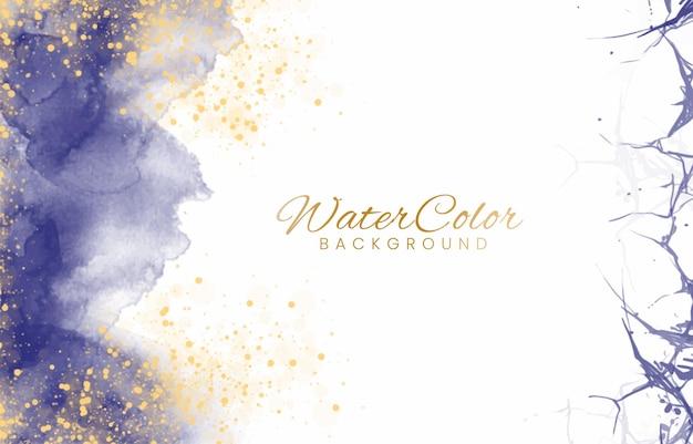Abstracte kleurrijke waterverf voor achtergrond