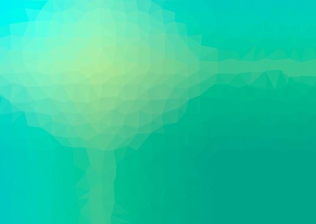 Abstracte laag poly geometrische achtergrond. veelhoekige kristaleffect vector. futuristische texturen. Premium Vector