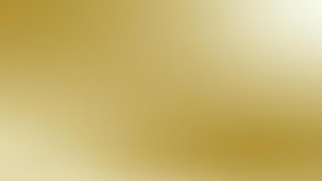 Abstracte lege gouden gradiëntkleureffectachtergrond voor websitebanner en posterdecoratie