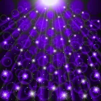 Abstracte lichte achtergrond. geometrische achtergrond. vector illustratie