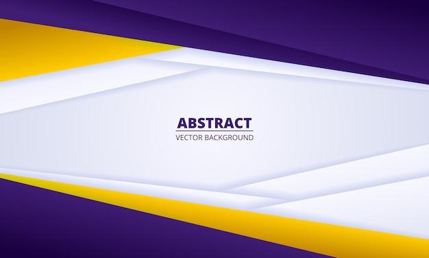 Abstracte lichte diagonale achtergrond met gekleurde gradiëntpapierlijnen