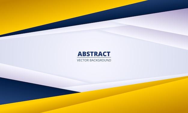 Abstracte lichte diagonale presentatieachtergrond met gekleurde gradiëntpapierlijnen