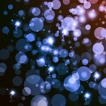 Abstracte lichten