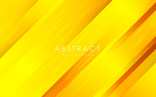 Abstracte lichtgele papercutachtergrond