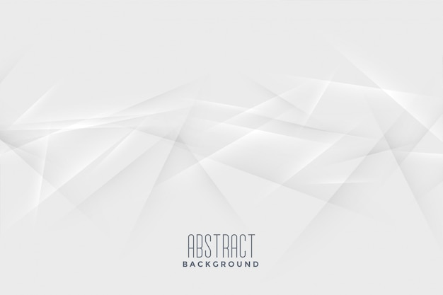 Abstracte lijnen chaos witte achtergrond