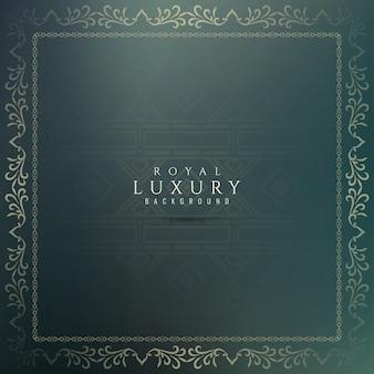 Abstracte luxe stijlvolle achtergrond vector