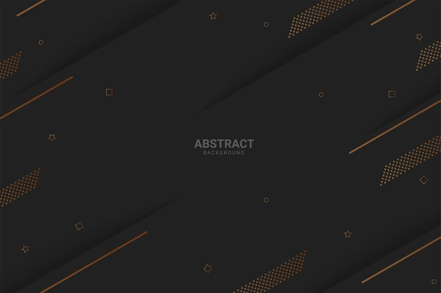 Abstracte luxe