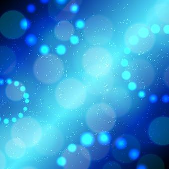 Abstracte magische lichte achtergrond vectorillustratie eps10
