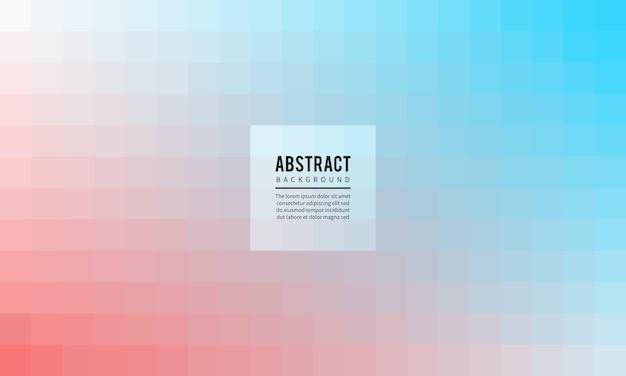 Abstracte matte gradiënt pixels achtergrond