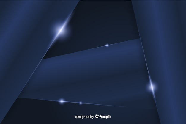 Abstracte metaal donkerblauwe achtergrond