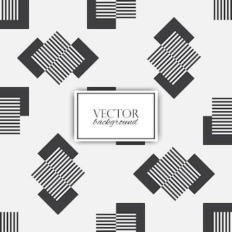Abstracte minimale patroonachtergrond