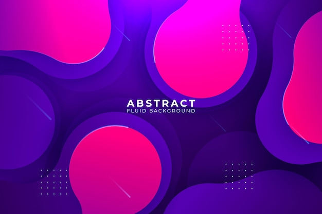 Abstracte moderne achtergrond met kleurovergang