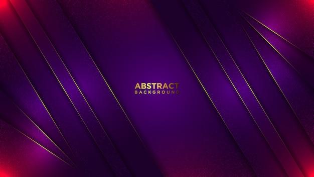 Abstracte moderne achtergrond met overlapping gelaagd modern glitterpatroon.