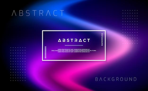 Abstracte, moderne dynamische achtergrond voor uw bestemmingspagina of websiteontwerpen.