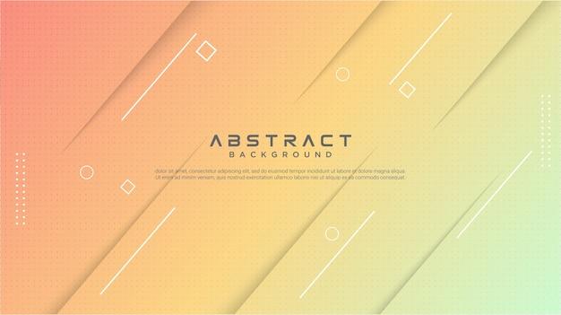 Abstracte moderne gradiënt met krassen effect achtergrond.