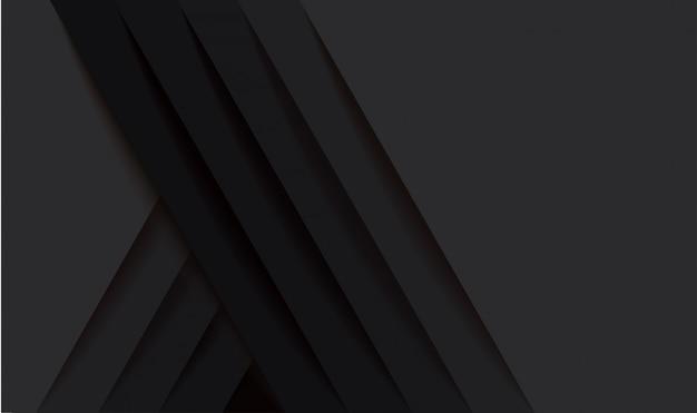 Abstracte moderne zwarte lijnenachtergrond