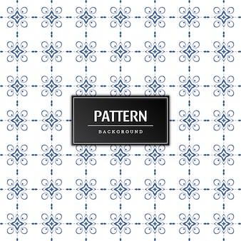 Abstracte mooie patroon vectorachtergrond