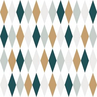 Abstracte naadloze geometrische patroon. sjabloon. retro vectorbehang.