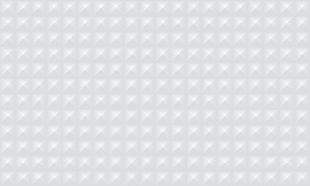 Abstracte naadloze grijze vierkante patroonachtergrond. moderne geometrische textuur.