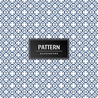 Abstracte naadloze patroon moderne achtergrond vector