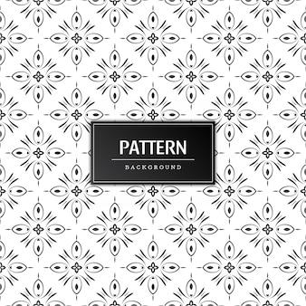 Abstracte naadloze patroon ontwerp achtergrond