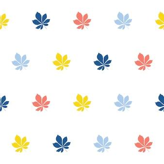 Abstracte naadloze patroonachtergrond. kinderachtige handgemaakte omslag voor ontwerpkaart, behang, album, plakboek, vakantie-inpakpapier, textiel, tasafdruk, t-shirt enz.