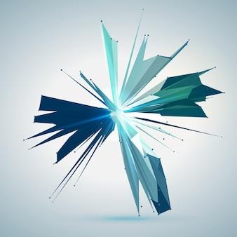 Abstracte netwerkster