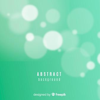 Abstracte onscherpe groene achtergrond