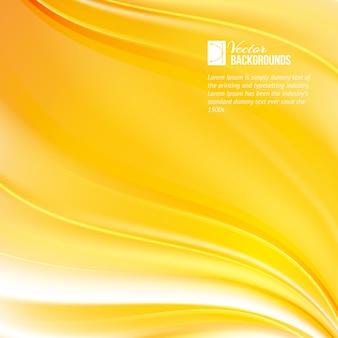 Abstracte oranje windachtergrond