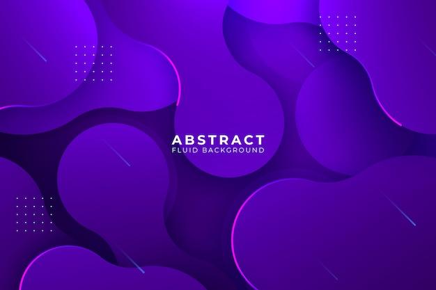 Abstracte paarse geometrische achtergrond