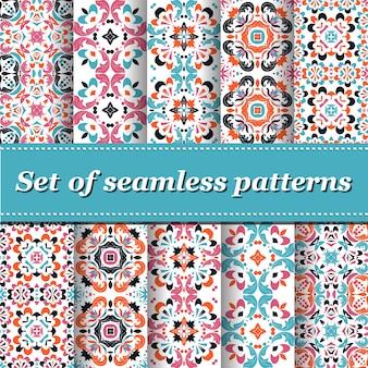 Abstracte patronen collectie