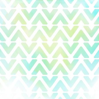 Abstracte patroon achtergrond met een aquarel textuur Gratis Vector