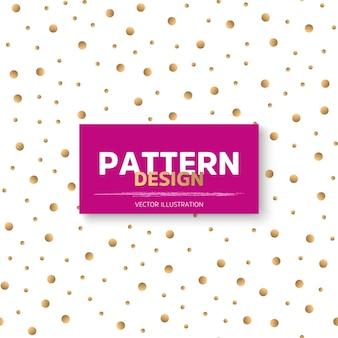 Abstracte patroon naadloze vector achtergrond