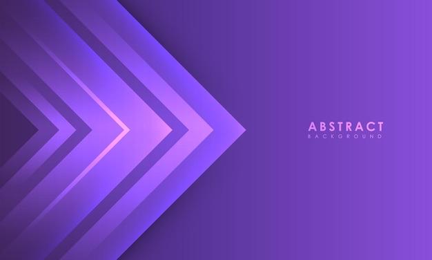 Abstracte pijlachtergrond met creatief kras modern bestemmingspaginaconcept Premium Vector