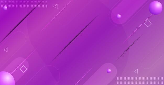 Abstracte purpere gradiënte geometrische achtergrond