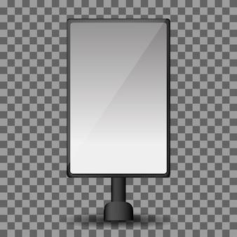 Abstracte realistische 3d-lege ontwerpsjabloon