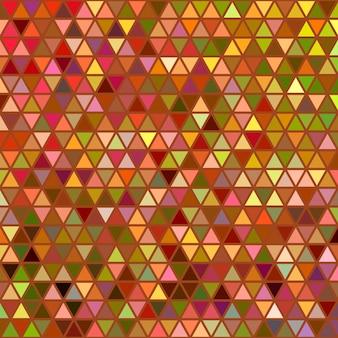Abstracte regelmatige driehoekspatroonachtergrond