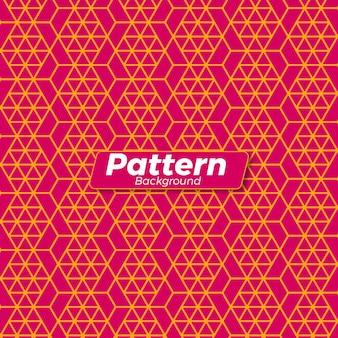 Abstracte retro patroonachtergrond