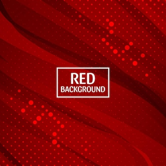 Abstracte rode achtergrond vector