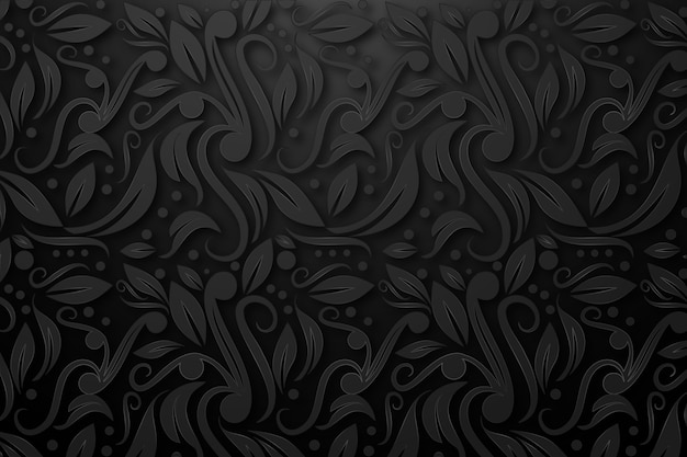 Abstracte sierbloemenachtergrond
