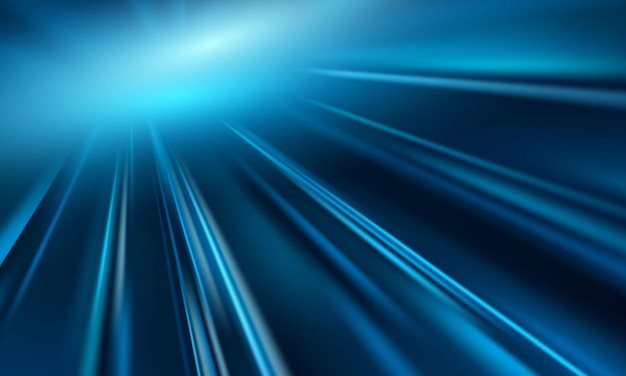 Abstracte snelheid lijn achtergrond poster met dynamiek. technologie netwerk vector illustratie.