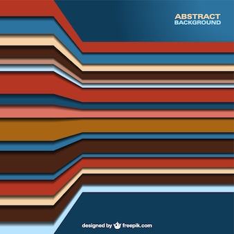 Abstracte strepen ontwerp