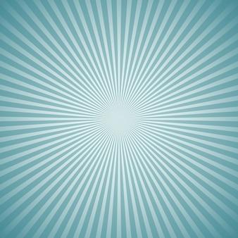Abstracte sunburst