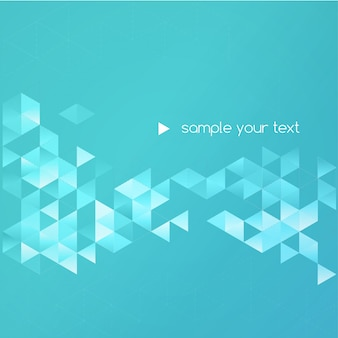 Abstracte technische achtergrond in kleur