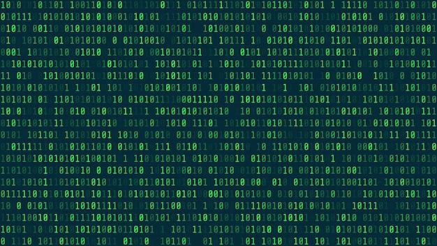 Abstracte technische achtergrond. webontwikkelaar. computer code.
