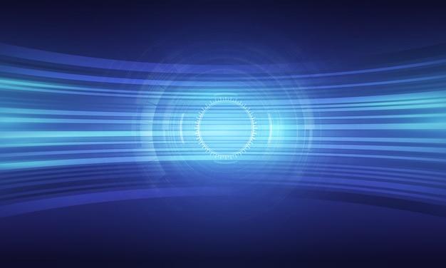 Abstracte technologiebeveiliging op wereldwijde netwerkachtergrond.