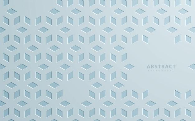 Abstracte textuur 3d zilveren achtergrond