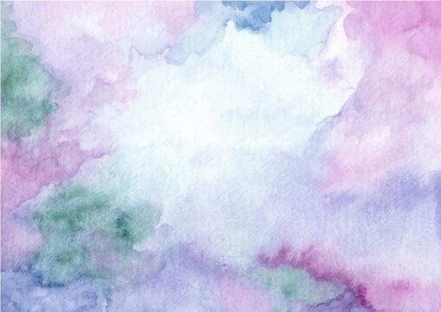 Abstracte textuur aquarel achtergrond