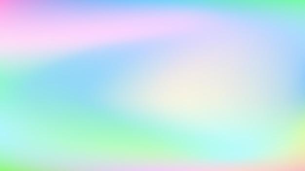Abstracte vage kleurrijke gradiëntachtergrond
